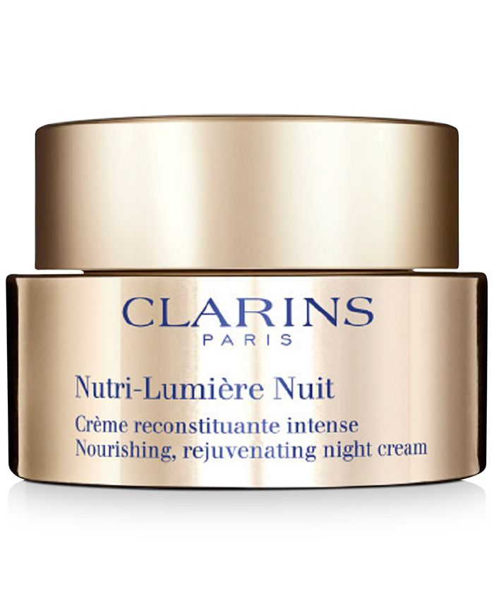 Clarins - Nutri-Lumière Night Cream, 1.6-oz.