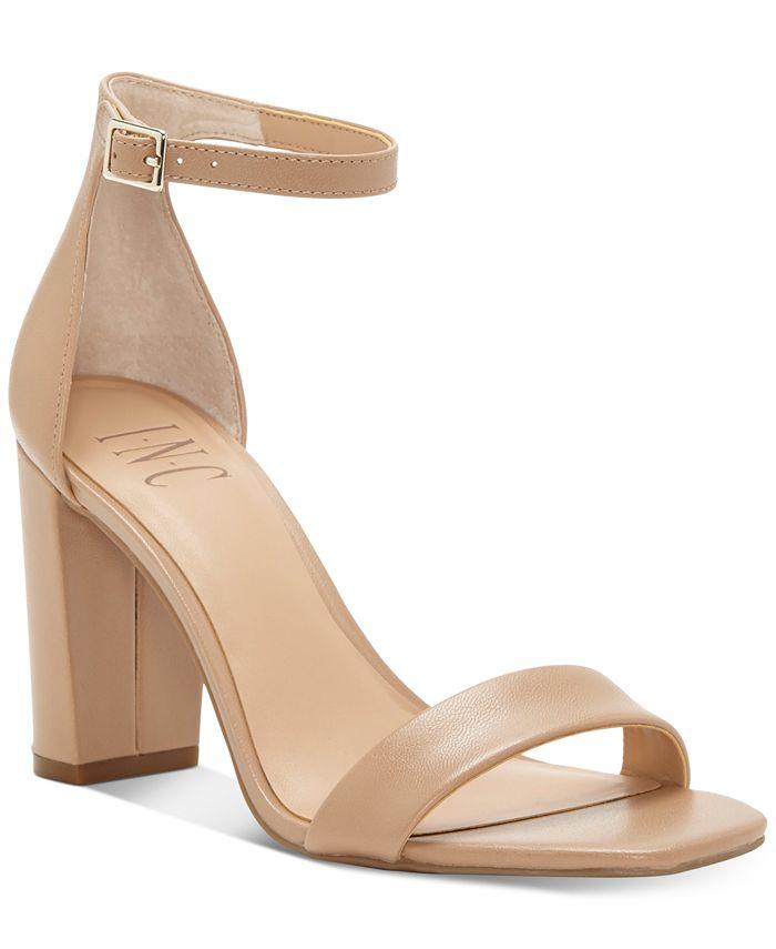 INC International Concepts - Women's Lexini Two-Piece Sandals
