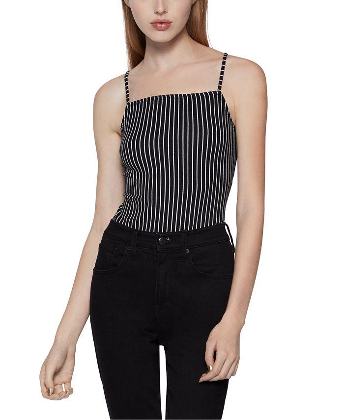 BCBGeneration - Striped Bodysuit