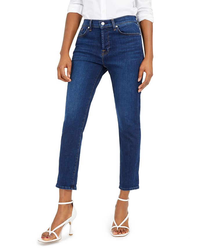 7 For All Mankind - Josefina High-Rise Jeans