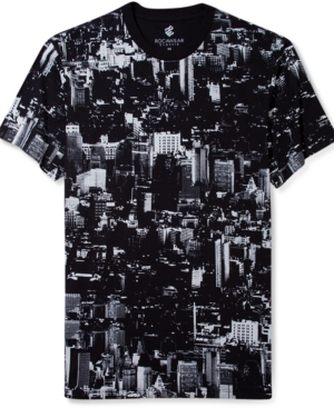 Rocawear TShirt City Graphic Short Sleeve TShirt