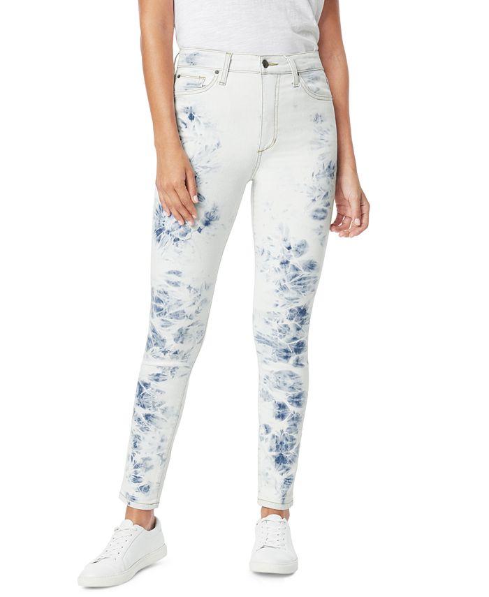Joe's Jeans - Bella Printed Skinny Ankle Jeans