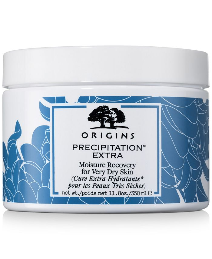Origins - Precipitation Extra Moisture Recovery For Very Dry Skin, 11.8-oz.