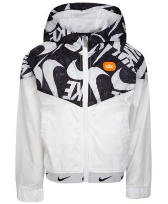 Nike Little Girls Marker Mash Jacket