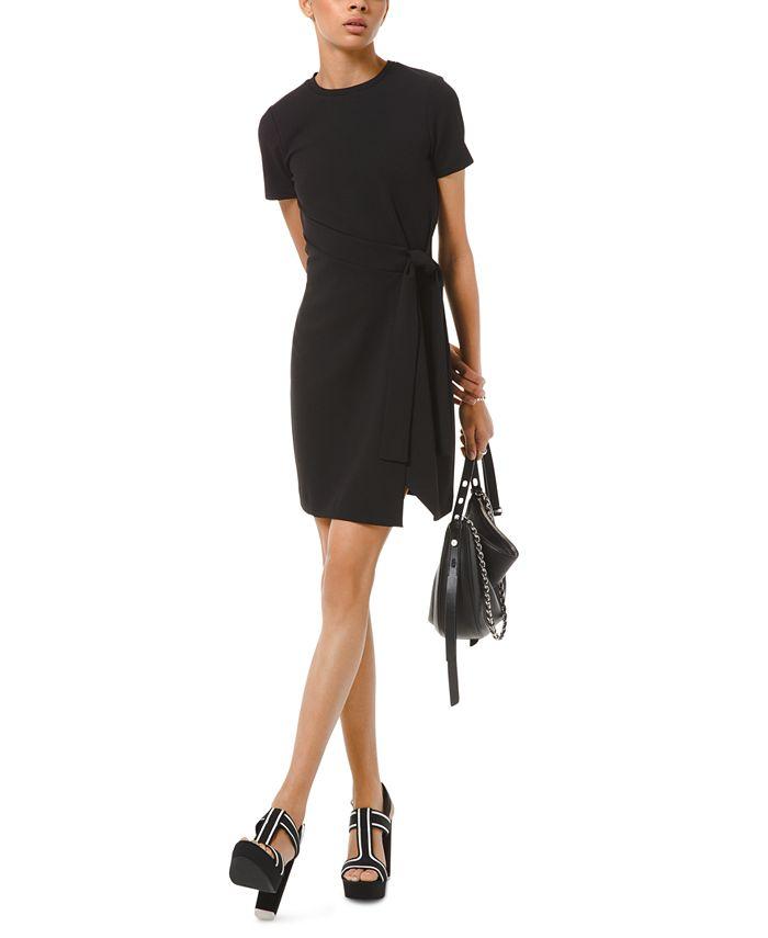 Michael Kors - T-Shirt Wrap Dress