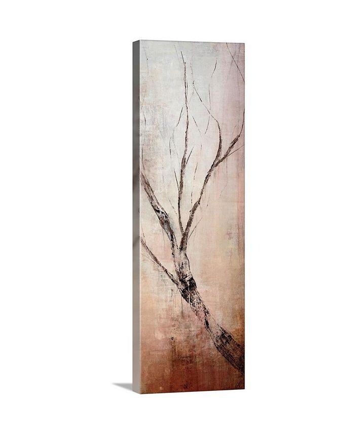 """GreatBigCanvas - 20 in. x 60 in. """"Seasons III"""" by  Kari Taylor Canvas Wall Art"""