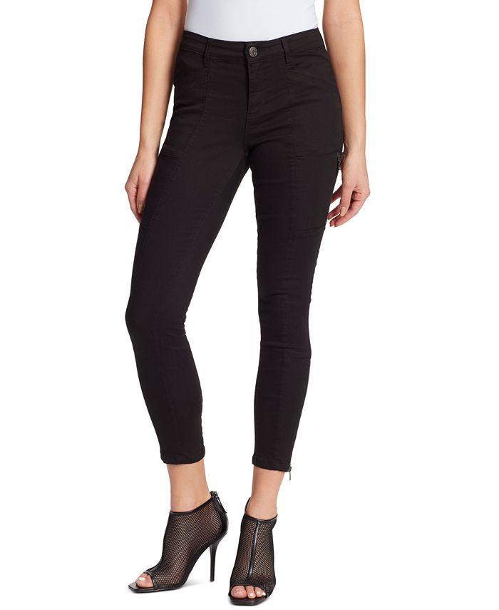 Skinnygirl - Todd Zipper-Trim Skinny Jeans