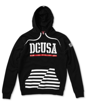 DC Shoes Hoodie RD DCUSA Bar Pullover