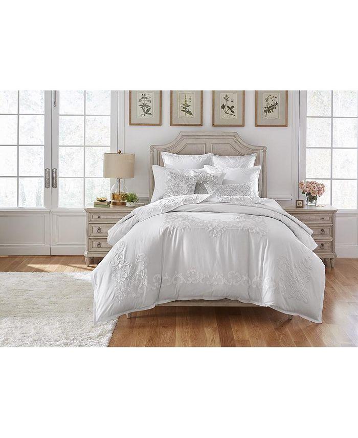 Furniture - Raffia Bedroom , 3-Pc. Set (Queen Bed, Nightstand & Dresser)
