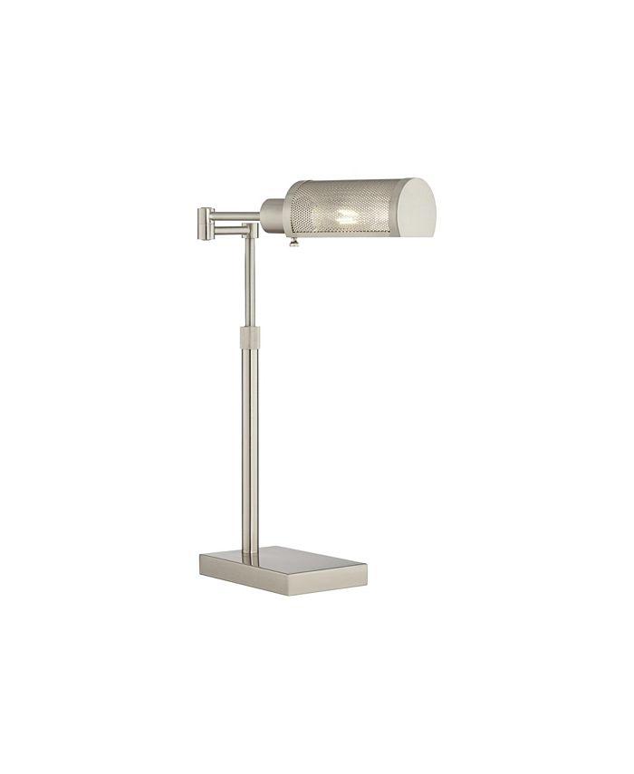 Pacific Coast - BRUSHED NICKEL SWING FLOOR LAMP