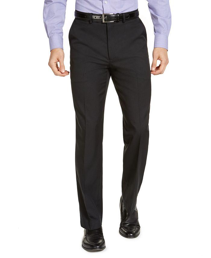 Dockers - Men's Classic-Fit Non-Iron Solid Dress Pants