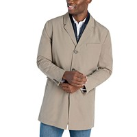 Deals on Michael Kors Mens Casa Slim-Fit Single Breasted Bib Raincoat