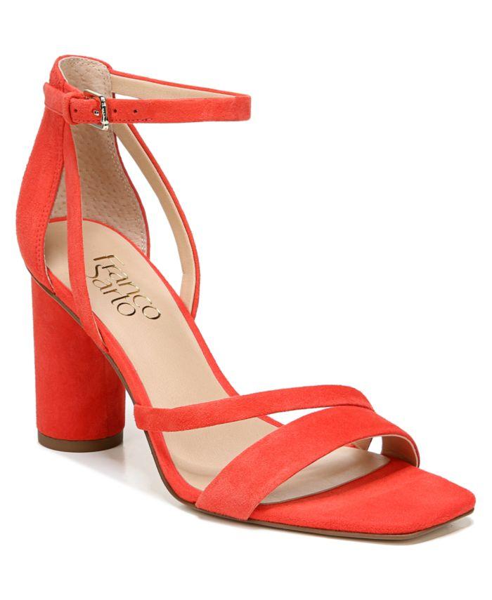 Franco Sarto Atessa Dress Sandals & Reviews - All Women's Shoes - Shoes - Macy's