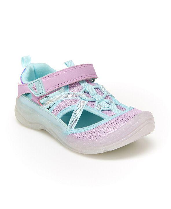 Oshkosh B'Gosh Osh Kosh B'Gosh Toddler Girls Electra Bump Toe Sandal