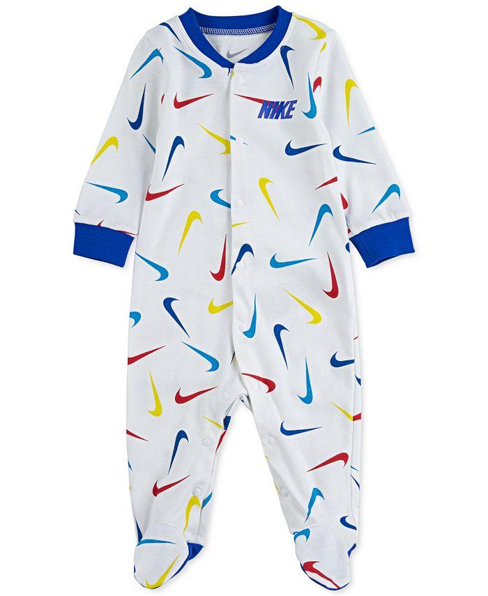 Nike - Baby Boys Logo Footie