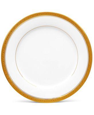 Crestwood Gold Dinner Plate