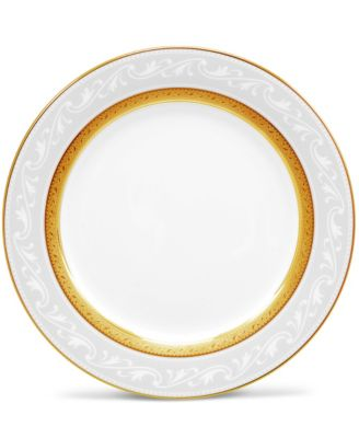 Crestwood Gold Accent Plate