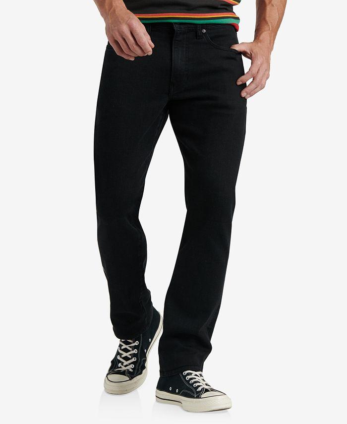 Lucky Brand - Men's 121 Slim Straight Coolmax Jeans