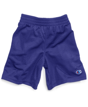 Champion Kids Shorts Little Boys Heritage Mesh Shorts