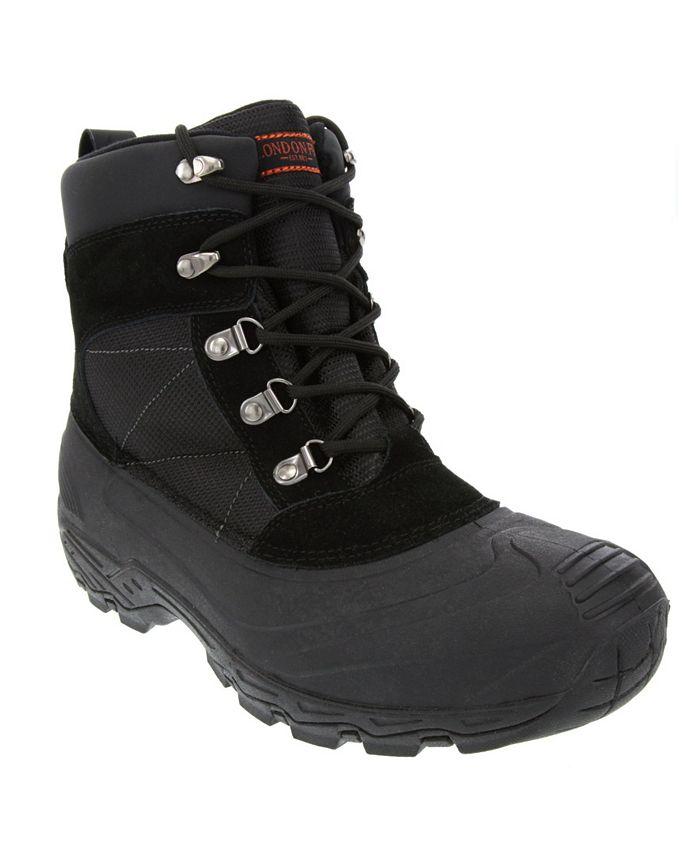 London Fog - Men's Woodside Winter Boot