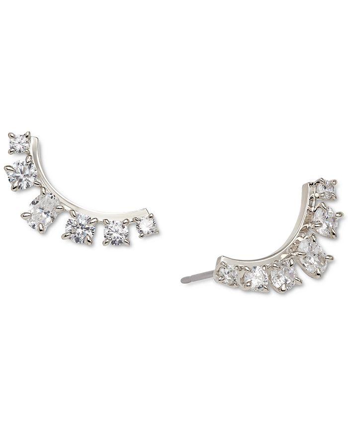 AVA NADRI - Crystal East/West Stud Earrings