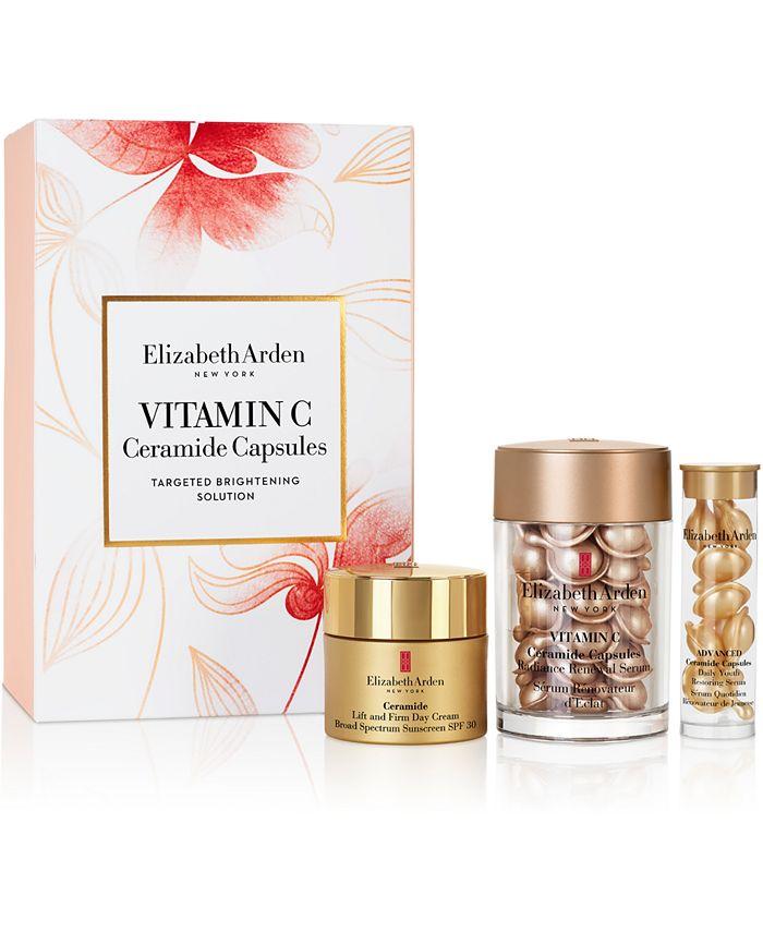 Elizabeth Arden - 3-Pc. Vitamin C Ceramide Skincare Gift Set