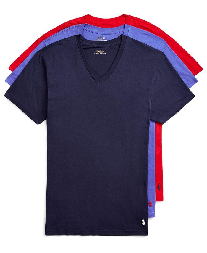 Polo Ralph Lauren - Men's V-Neck Undershirt