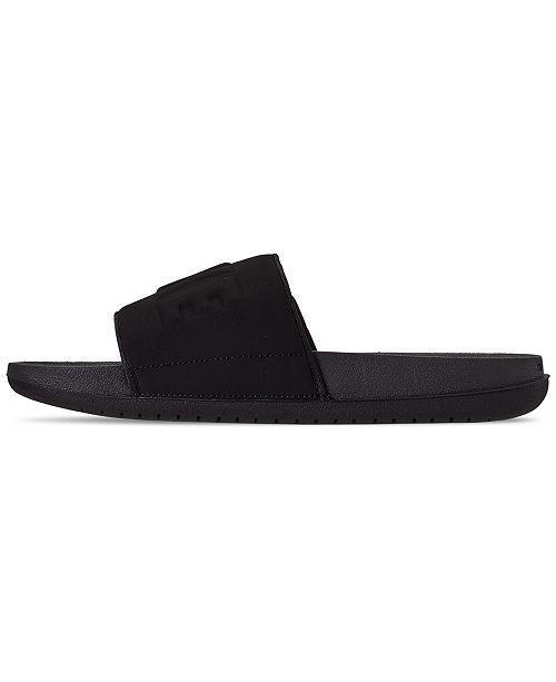Men's Offcourt Slide Sandals from Finish Line
