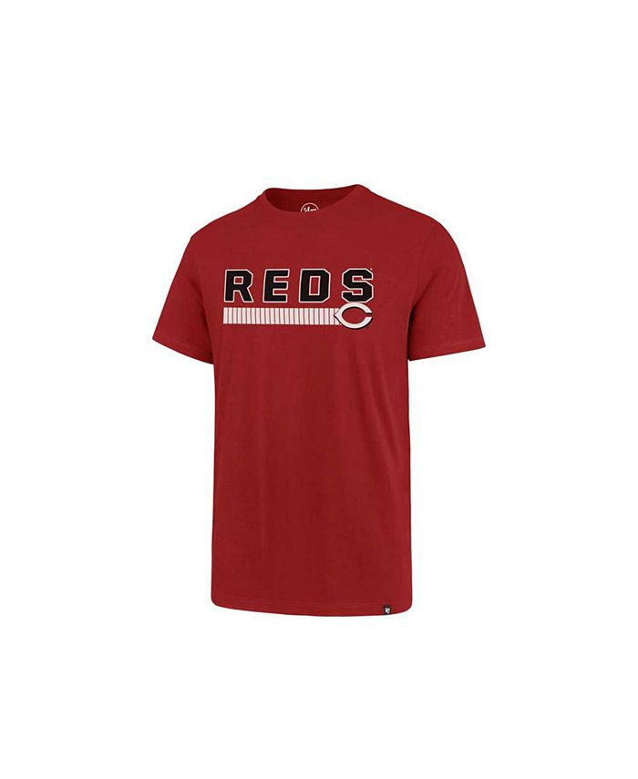 '47 Brand - Men's Cincinnati Reds Line Drive T-Shirt