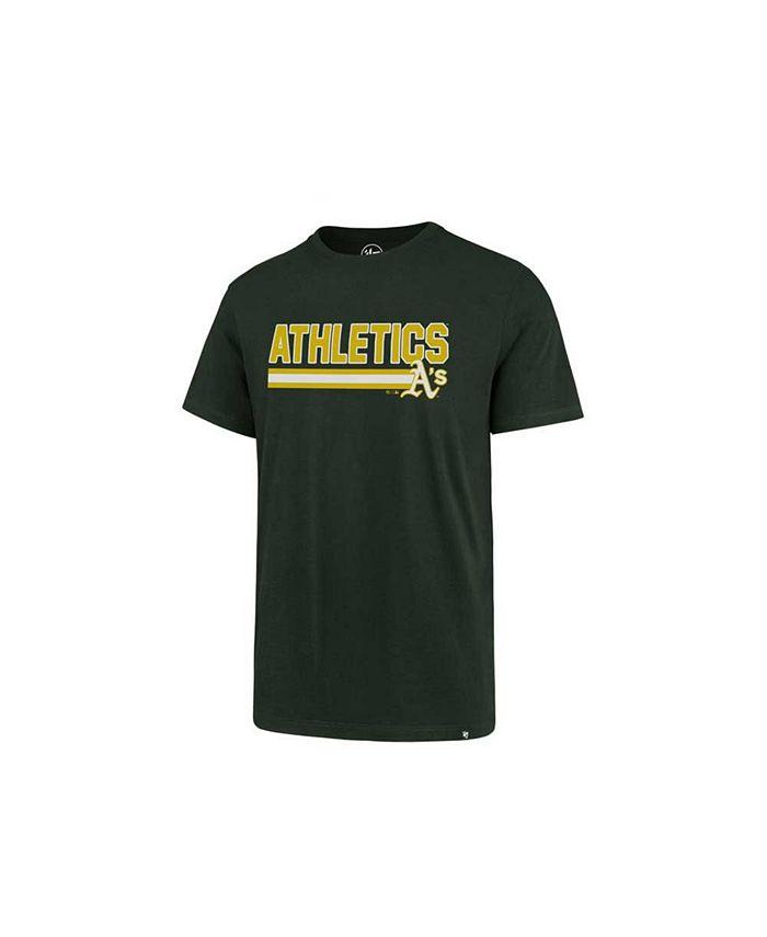 '47 Brand - Men's Oakland Athletics Line Drive T-Shirt