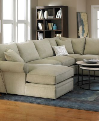 Doss Fabric Sectional Living Room Furniture Collection