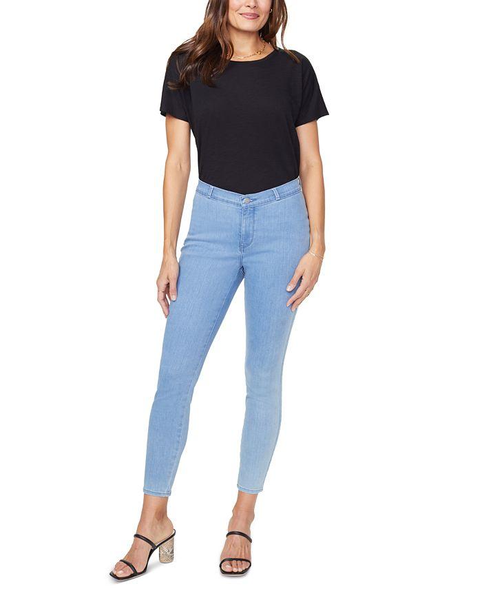 NYDJ - Ami Contoured-Back Tummy-Control Jeans