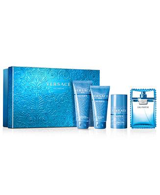 Versace Eau Fraiche Gift Set Shop All Brands Beauty