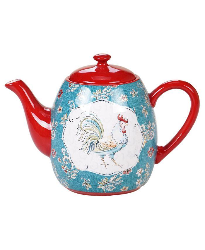 Tracy Porter - Morning Bloom Teapot