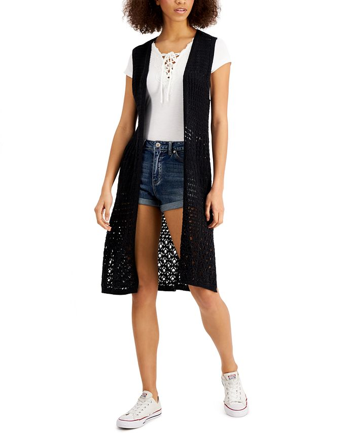 Freshman - Juniors' Duster Vest