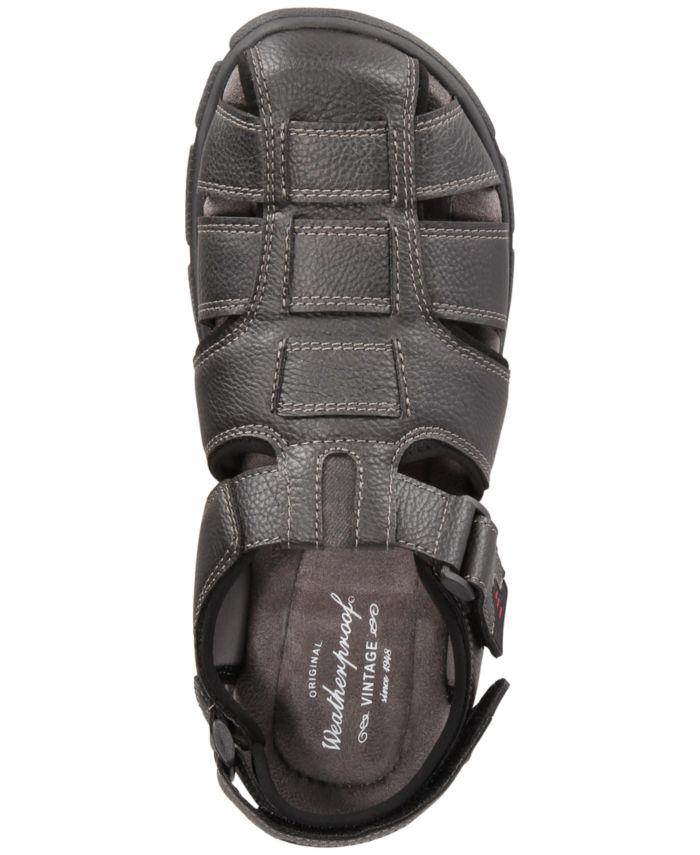 Weatherproof Vintage Men's Caleb Fisherman Sandals & Reviews - All Men's Shoes - Men - Macy's
