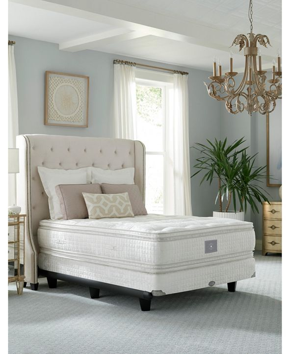"Hotel Collection Classic by Shifman Alexandra 16"" Luxury Plush Box Top Mattress - California King, Created for Macy's"