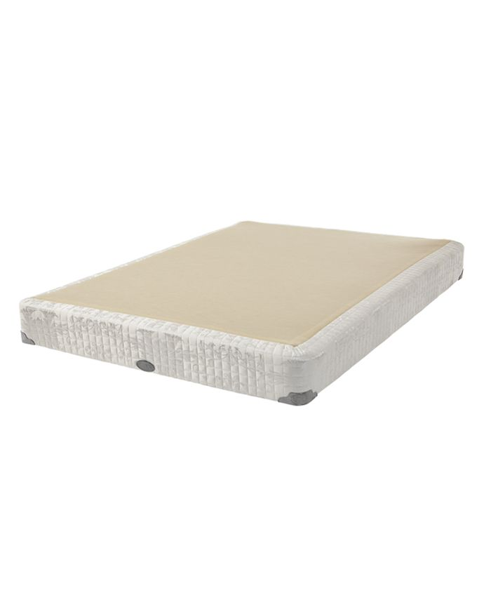 Hotel Collection - Classic by Shifman Luxury Coil Low Profile Box Spring - Queen Split, Created for Macy's