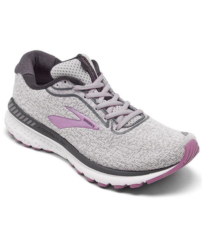 Brooks - Women's Adrenaline GTS 20 Running Sneakers from Finish Line