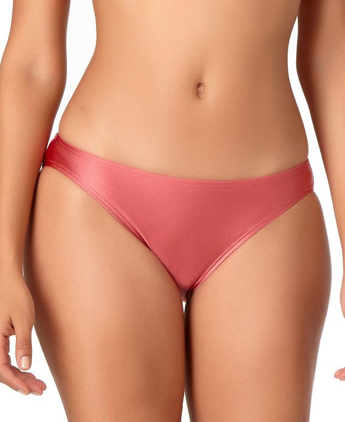 Anne Cole - Shine Classic Hipster Bikini Bottoms