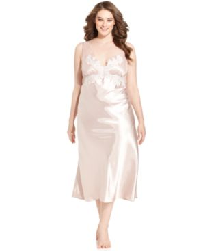Flora by Flora Nikrooz Plus Size Goddess Gown