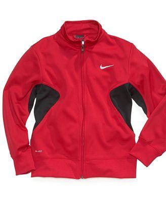 Nike Kids Jacket Boys Dri Fit Jacket Kids Macy S