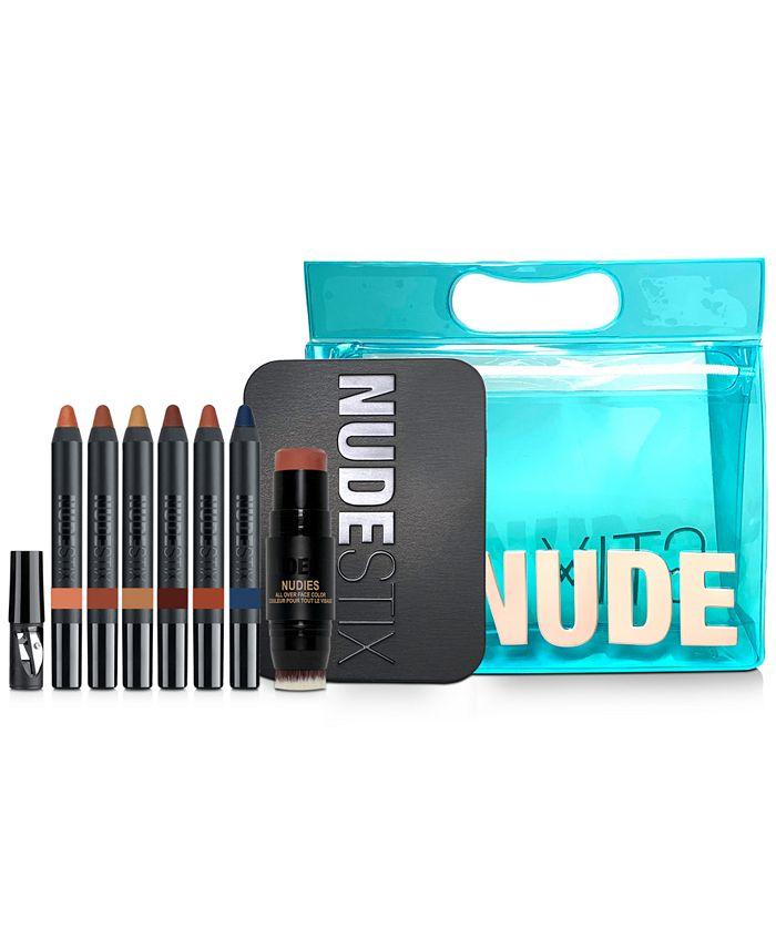 NUDESTIX - 10-Pc. Sun & Sea Nude Beach Palette Set