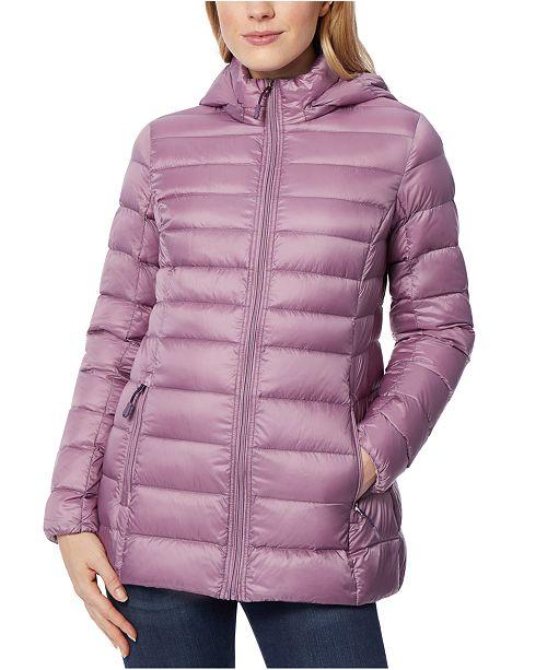 Macys独家! 秋冬保暖外套羽绒服大促低至$38!
