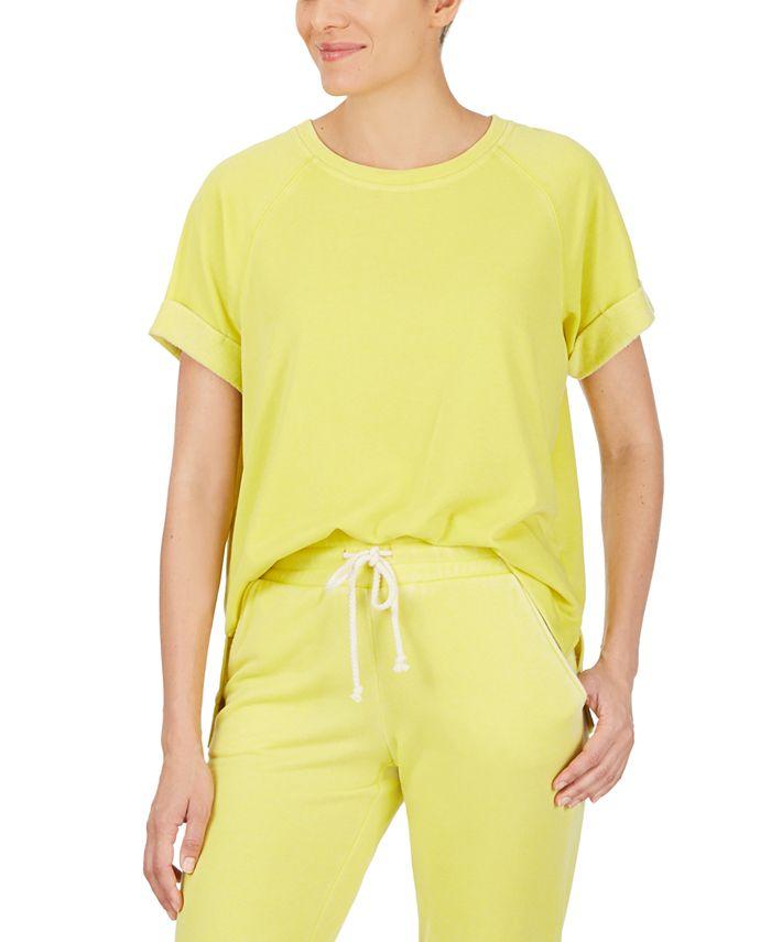 Adyson Parker - Short-Sleeve Sweatshirt