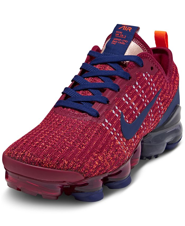 Nike Big Boys' Air VaporMax Flyknit 3 Running Sneakers from Finish ...