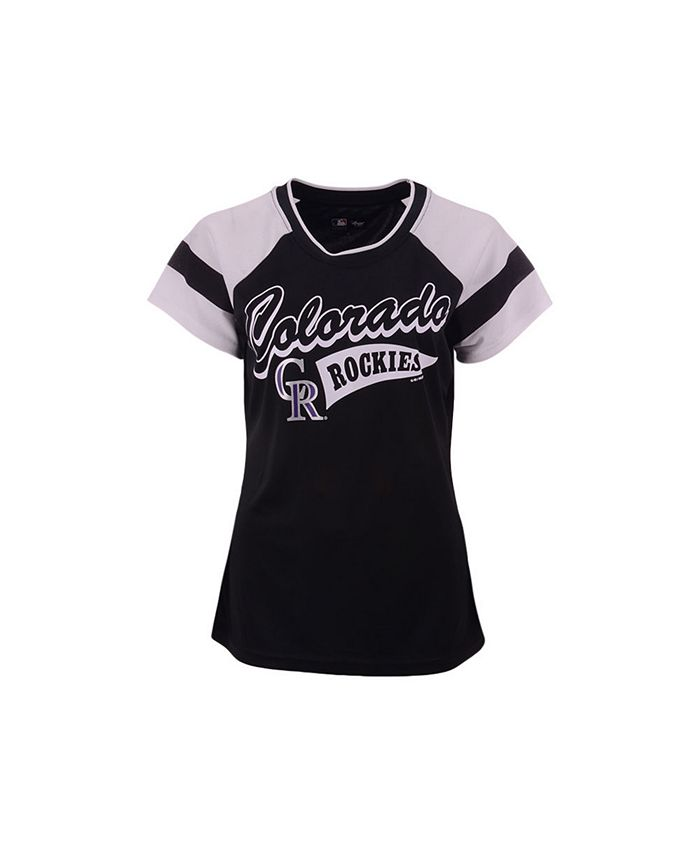 G-III Sports - Colorado Rockies Women's Biggest Fan T-Shirt