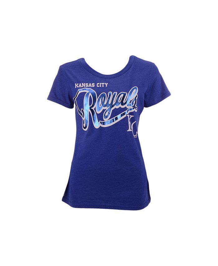 G-III Sports - Women's Kansas City Royals Homeplate T-shirt