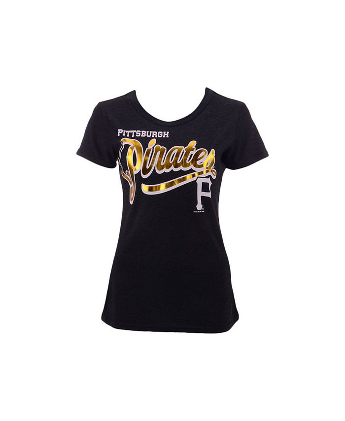 G-III Sports - Pittsburgh Pirates Women's Homeplate T-Shirt