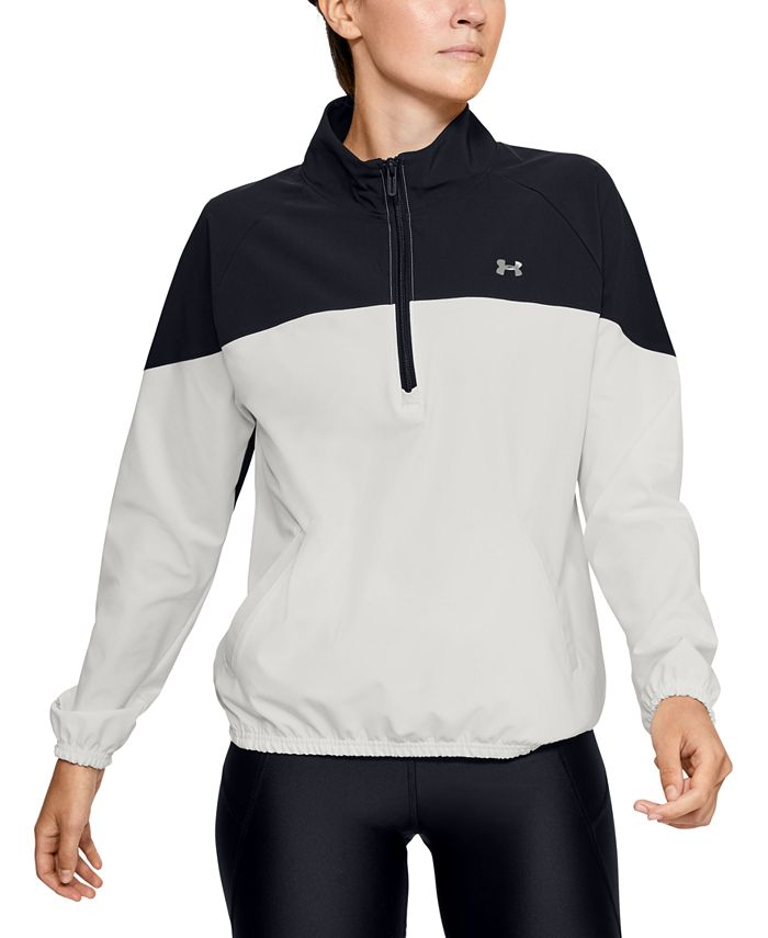 Under Armour - Storm Half-Zip Woven Jacket